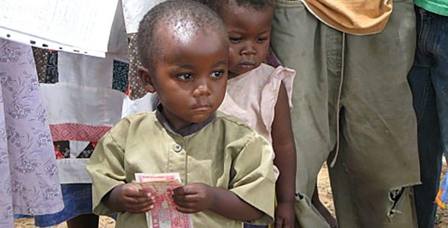 NAMIBIA: Basic Income Program Returns to Otjivero