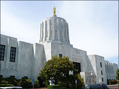USA: Oregon introduces two Cap and Dividend Bills