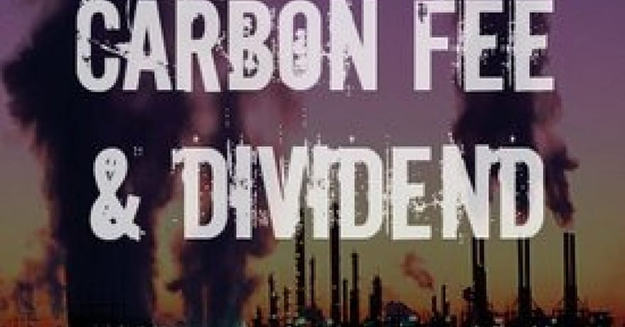 Size of a Citizens' Dividend from Carbon Fees, Implications for Growth