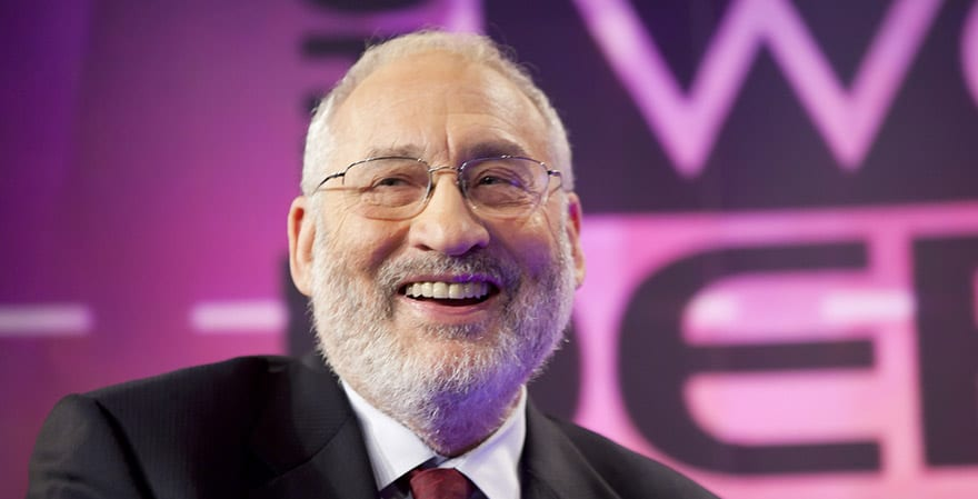 UNITED STATES: Nobel Laureate Joseph Stiglitz Endorses Unconditional Basic Income