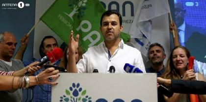 PAN congressman André Silva (credit to: RTP)