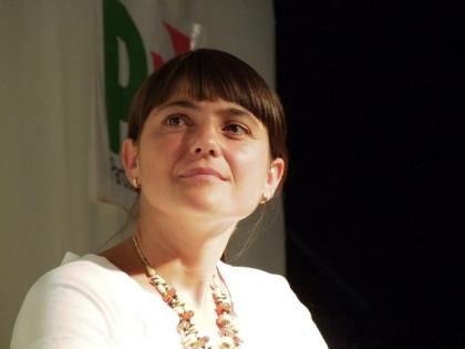 Debora Serracchiani, President of Friuli-Venezia Giulia