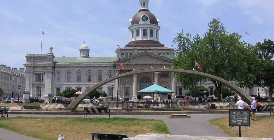 Kingston City Hall (Source: Wikipedia)