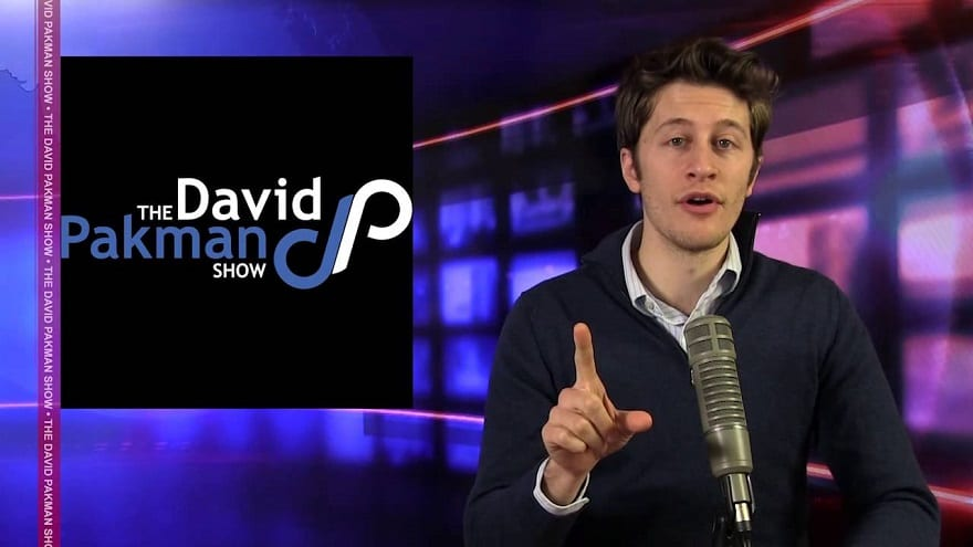 UNITED STATES: Jason Murphy talks about basic income on the David Pakman Show