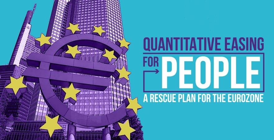 EUROPE: 75 economists endorse Quantitative Easing for People campaign