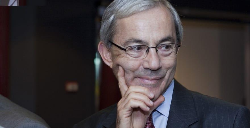 INTERNATIONAL: Christopher Pissarides, a Nobel Laureate, argues for UBI at the World Economic Forum at Davos