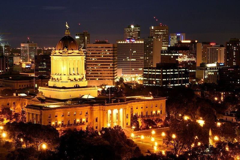 MANITOBA, CANADA: Winnipeg Harvest pushes for basic income