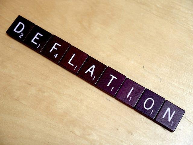 hyper-deflation