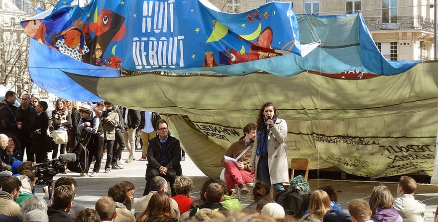 FRANCE: Basic income in the heart of French citizens' awakening