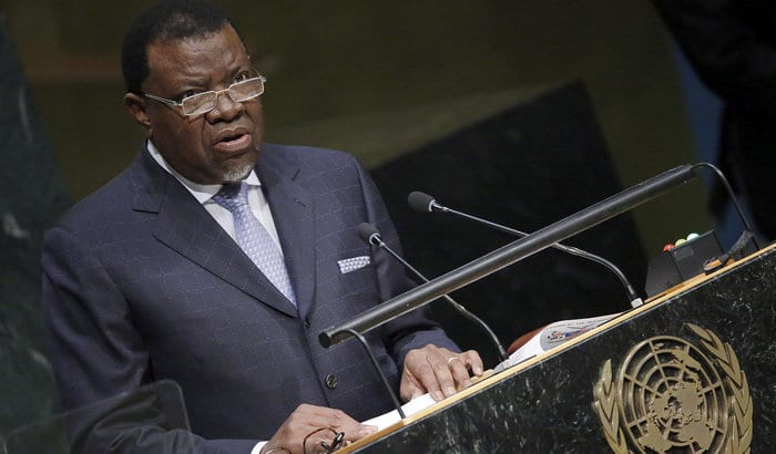 Setback for Basic Income movement in Namibia