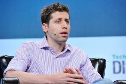 Y Combinator President Sam Altman Credit: TechCrunch via flickr