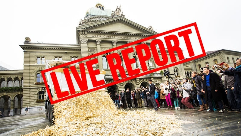 Switzerland's Basic Income Referendum Day – Live Report