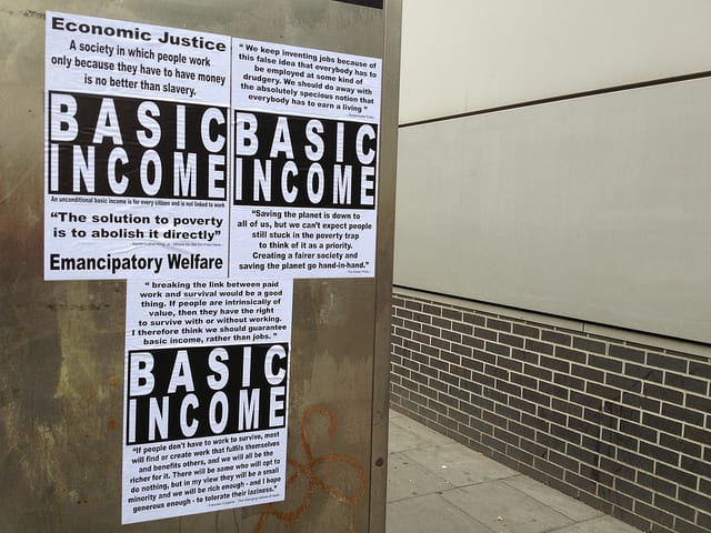 US: Political Action Committee for Basic Income forms