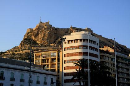 Alicante Castle CC BY-NC 2.0 Francisco Martins
