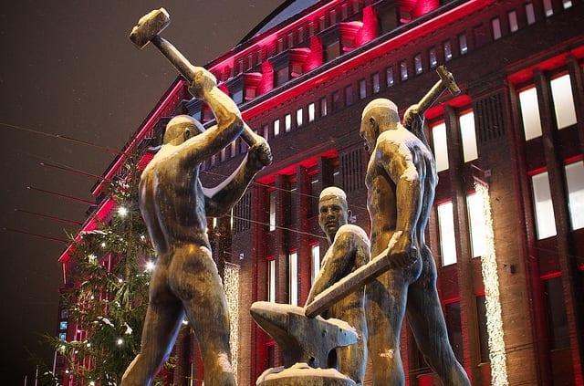 FINLAND: Legislation for Basic Income Experiment Underway