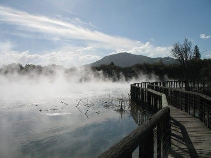 Kuirau Park, Rotorua CC BY-NC-ND 2.0 Planetgordon.com
