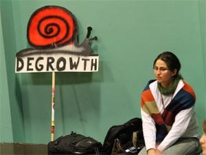 BUDAPEST, HUNGARY: Basic Income presentation at Degrowth Week (Sep 2)