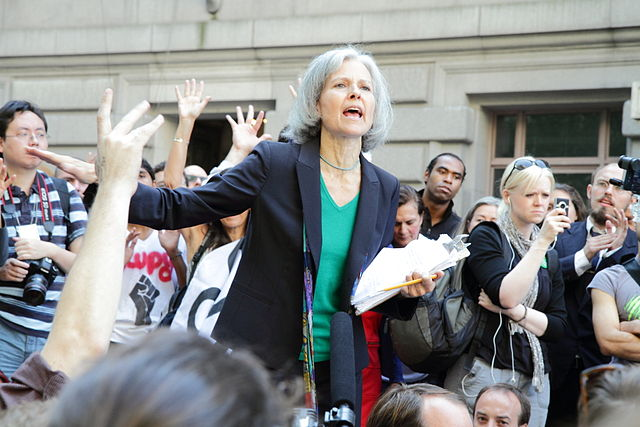US: Stein's clarification on basic income disappointing