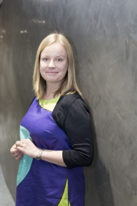 Liisa Siika-aho (provided by herself)