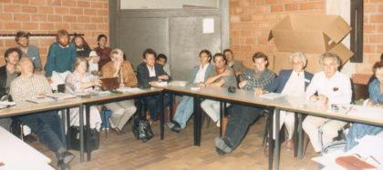 BIEN's founding meeting