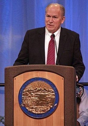 Governor Bill Walker  CC BY 2.0 James Brooks