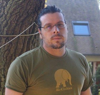 Marcus Brancaglione (credit to: Central European University)