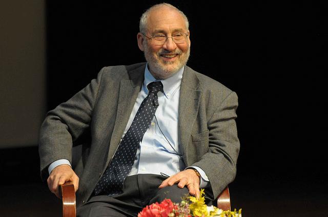 AUDIO: Nobel Laureate Joseph Stiglitz addresses UBI on the Ezra Klien Show