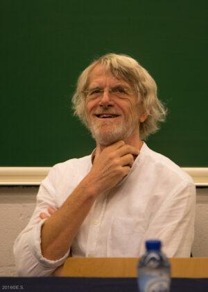 Philippe Van Parijs (credit: Enno Schmidt)