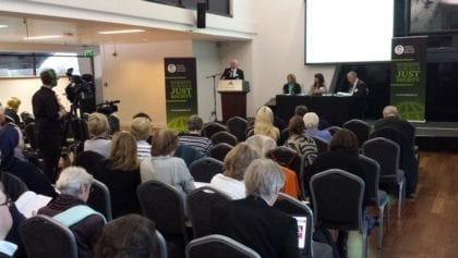 2015 SJI Conference, image courtesy of Michelle Murphy