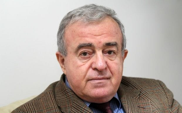 OBITUARY: Professor Krustyo Petkov