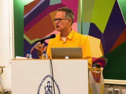 Alexander de Roo at BIEN's 30th Anniversary event (credit: Enno Schmidt)