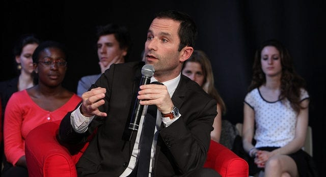 FRANCE: Hamon becomes Socialist Party presidential candidate following basic income-focused campaign
