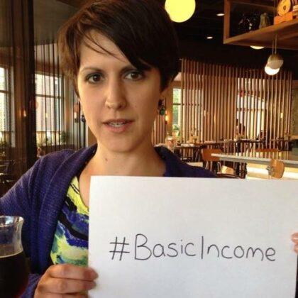 Kate McFarland Basic Income News