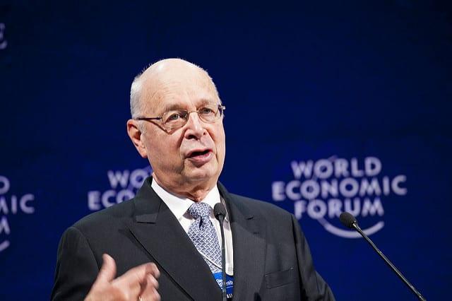 """SWITZERLAND: World Economic Forum founder considers basic income """"basically plausible"""""""