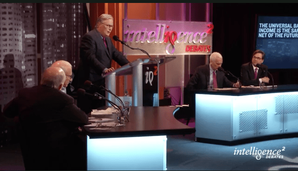"""UNITED STATES: Basic Income opponents """"win"""" in televised debate"""