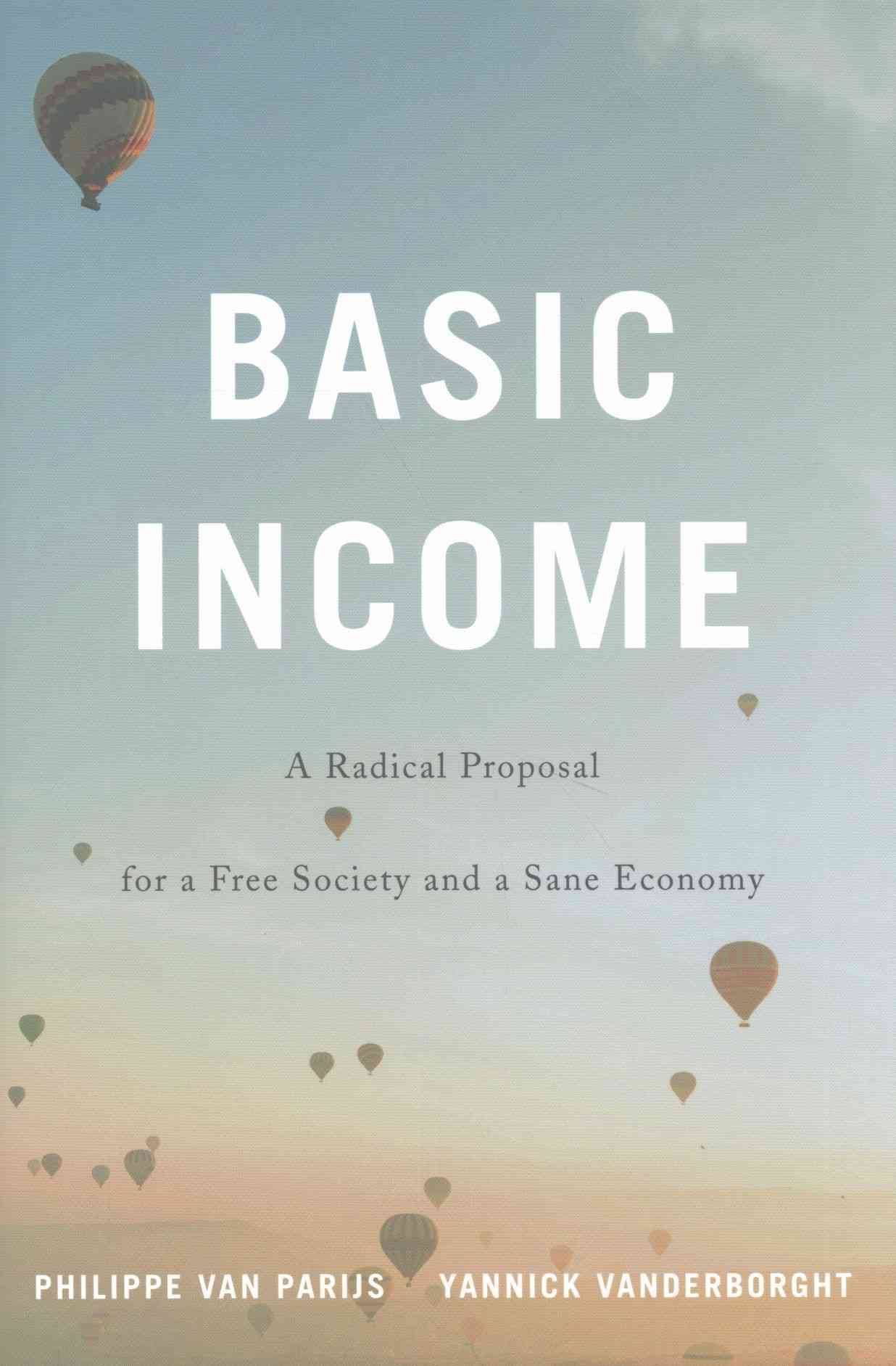 Review: 'Radical proposal' provides basic income details