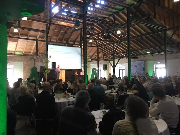DENMARK: Political Party Alternativet discusses basic income at annual convention, creates working group