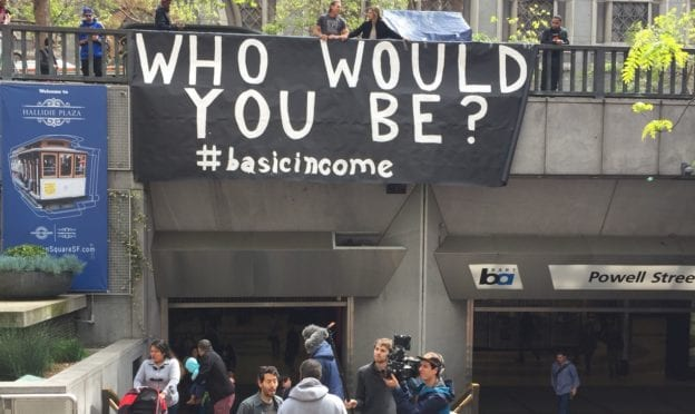 United States: Report from the 2nd San Francisco Basic Income Create-a-thon