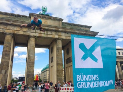 GERMANY: Basic Income party Bündnis Grundeinkommen prepares for participation in upcoming election
