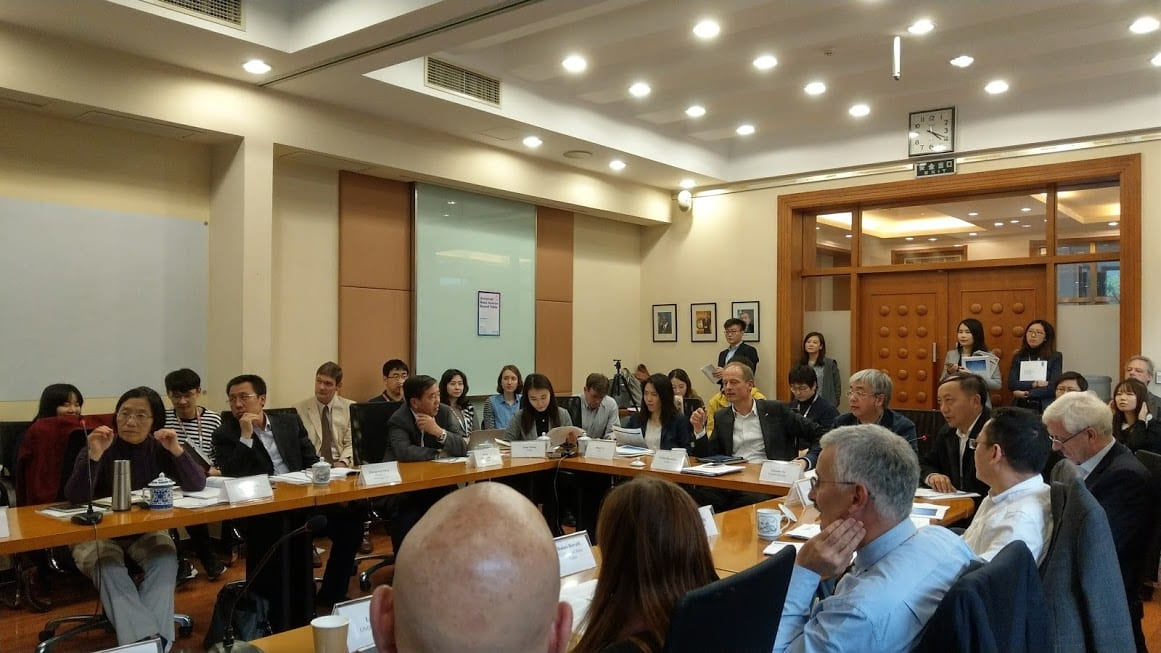 CHINA: UNDP holds basic income roundtable in Beijing
