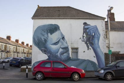 Street Art From Wales -OpenDemocracy