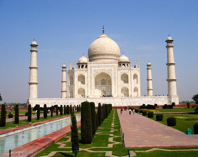 Taj Mahal Pictures Scenic Travel Photos: Follow-up To India UBI Pilot Finds Continued Improvement