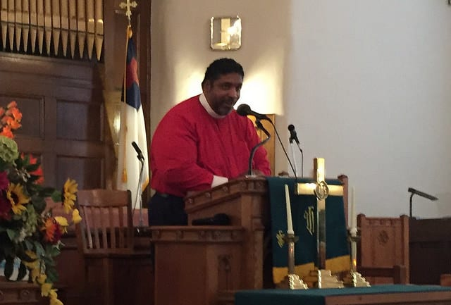 """US: Reverend Dr William Barber revives Dr King's concept of """"guaranteed income"""" as part of new Civil Rights movement"""