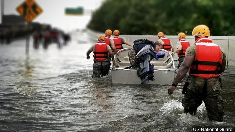 USA: Cash transfers to victims of Hurricane Harvey: a useful experiment