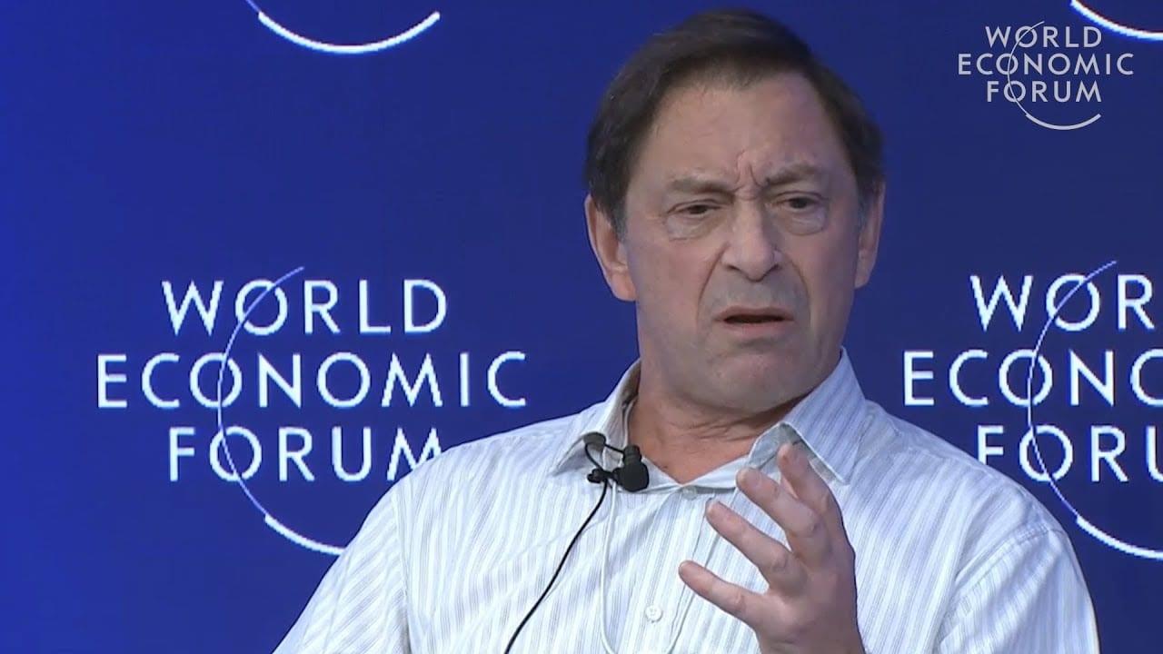 International: Basic Income at the World Economic Forum 2018