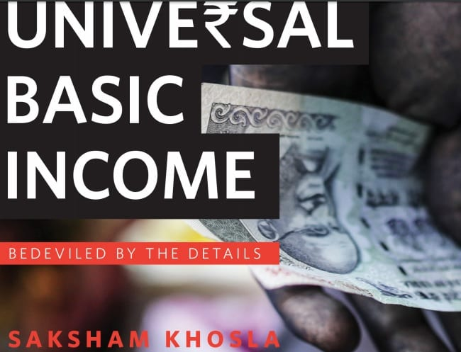 INDIA: The devil is in the details – a new report on Basic Income for India