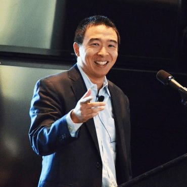 United States: Andrew Yang is running for President in 2020 on the platform of Universal Basic Income