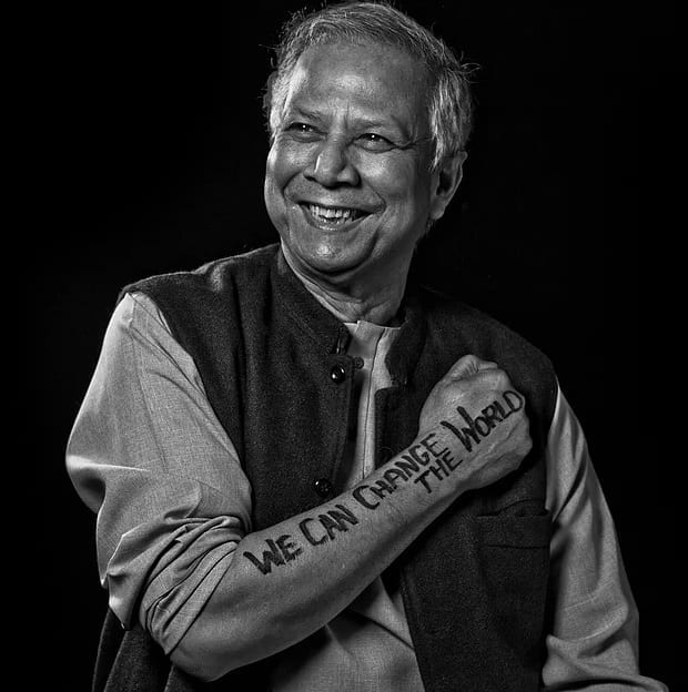 India: Muhammad Yunus says it's time to introduce basic income