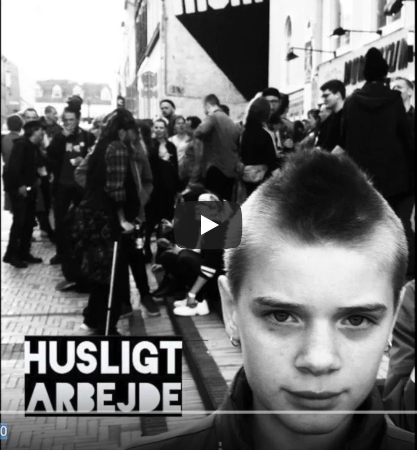 HUSLIGT ARBEJDE Borgerløn - the power to say no