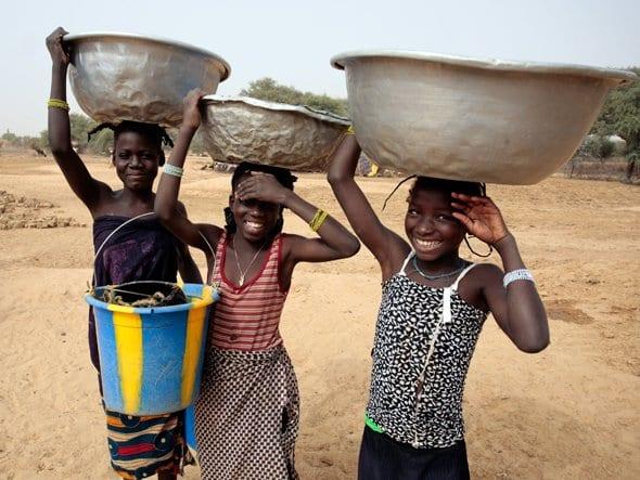 Sub-Saharan Africa: Cash transfers have a positive impact on social determinants of health